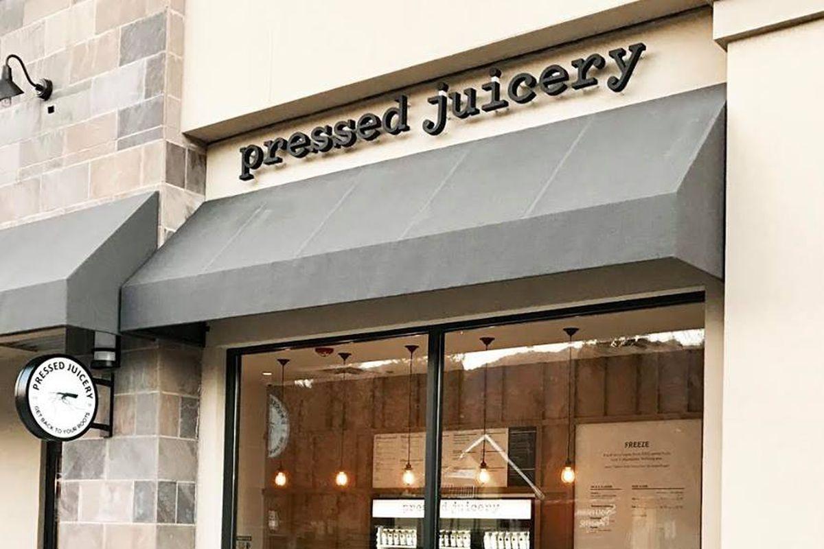 Pressed Juicery in California