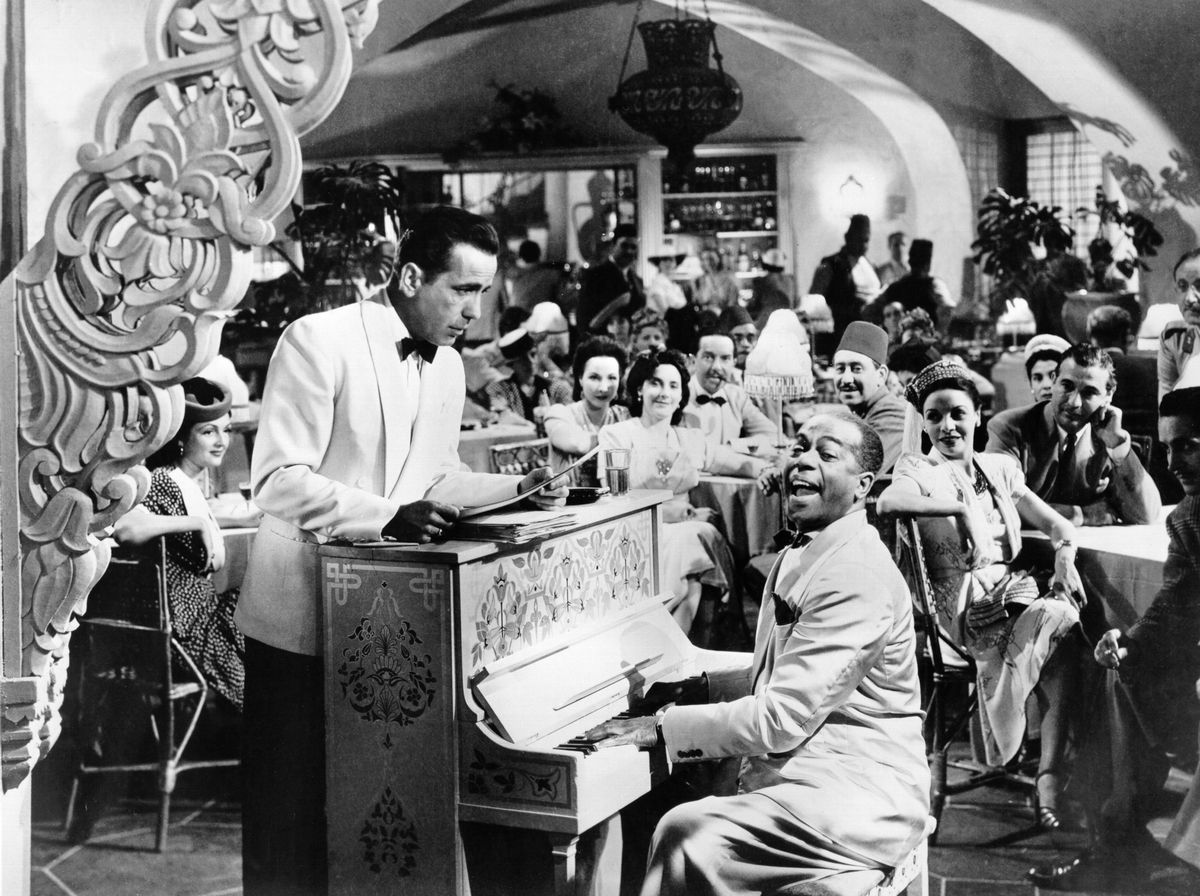 Casablanca Is The Best Cocktail Movie Of All Time Eater