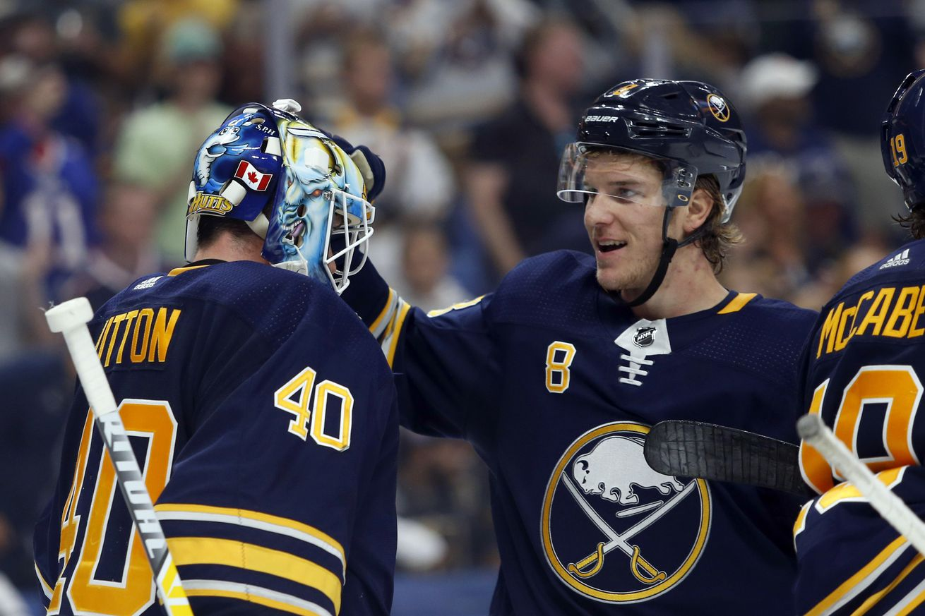 NHL: Vegas Golden Knights at Buffalo Sabres