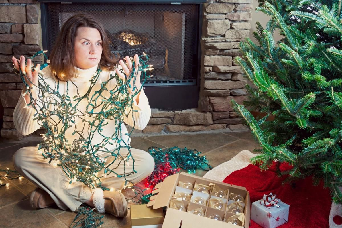 Are you feeling overwhelmed by Christmas craziness yet?