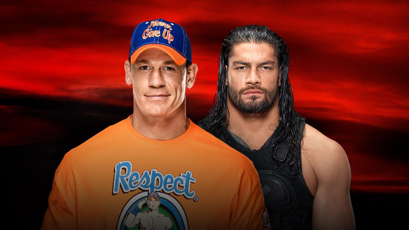 John Cena Vs Roman Reigns Match Set For Wwe No Mercy 2017
