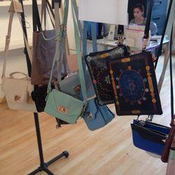 Sample bags, $75 each
