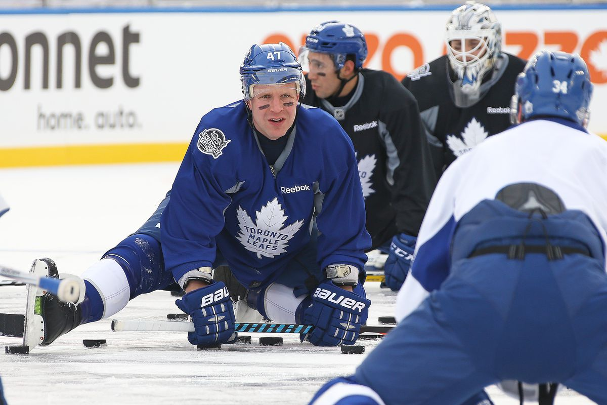 Toronto Maple Leafs news: Seven games left on the schedule