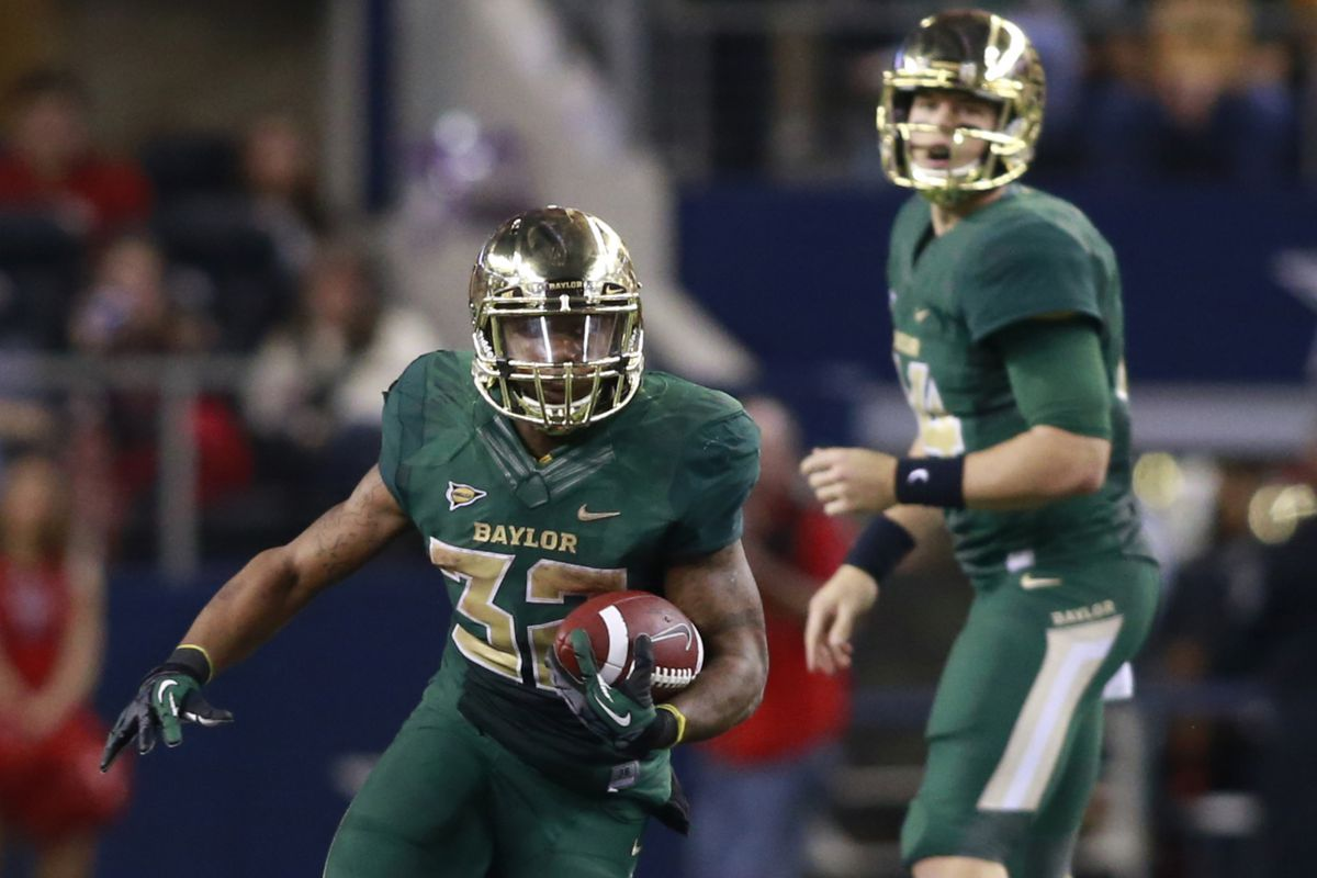 Baylor Football Stats Projections Through Week 13 Our