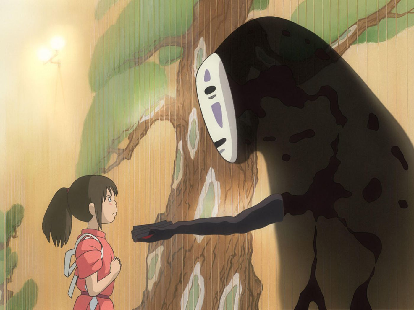 Studio Ghibli Releases 400 Images From Eight Of Its Classic Films With More To Come The Verge