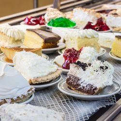 Dessert bonanza.