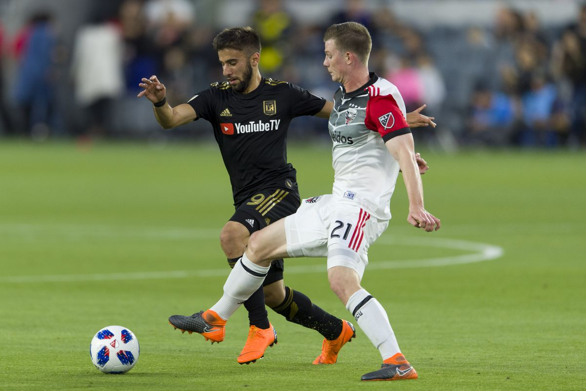 How to Watch D C  United vs  LAFC: Lineups, odds, game thread