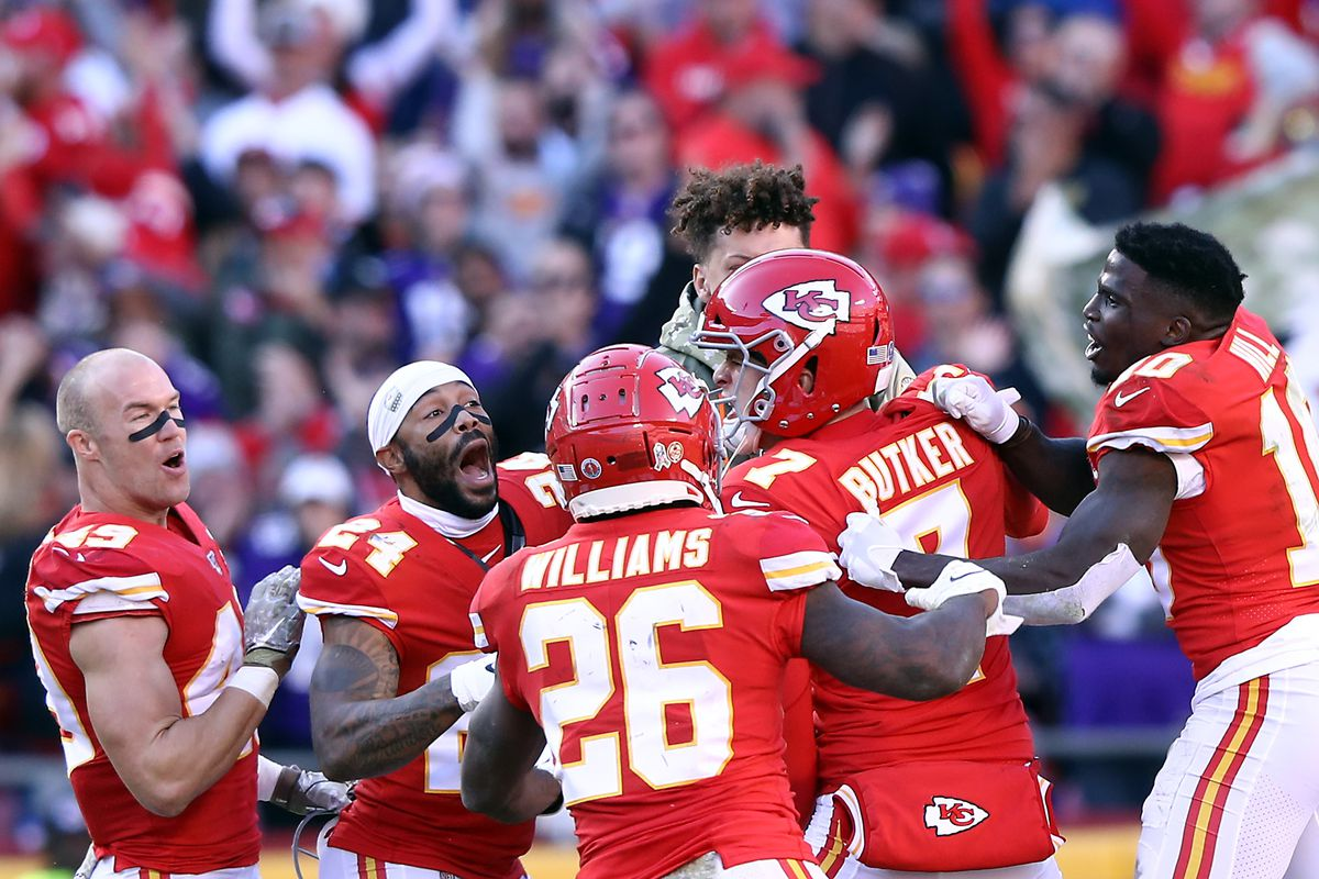 Minnesota Vikings vKansas City Chiefs