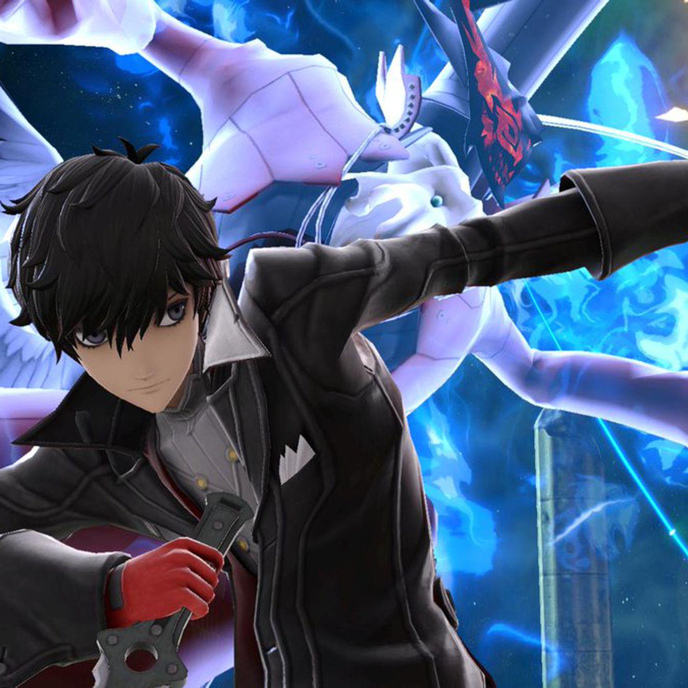 Super Smash Bros  Ultimate: Persona 5's Joker DLC coming