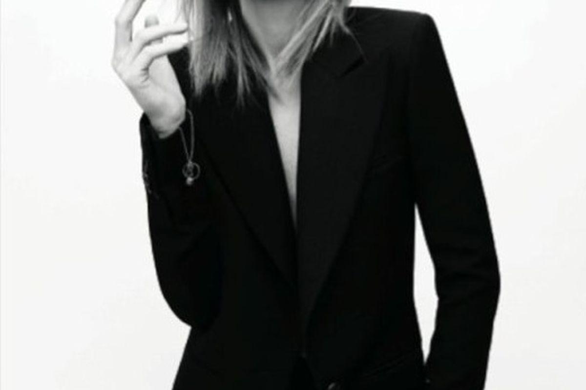 "Phoebe Philo photographed by David Sims for Gentlewoman, via <a href=""http://www.dazeddigital.com/Fashion/gallery/19/7156/1/The_Gentlewoman_Speaks"">Dazed</a>"