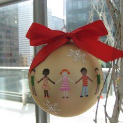 Padma Lakshmi's St. Jude Christmas Ornament