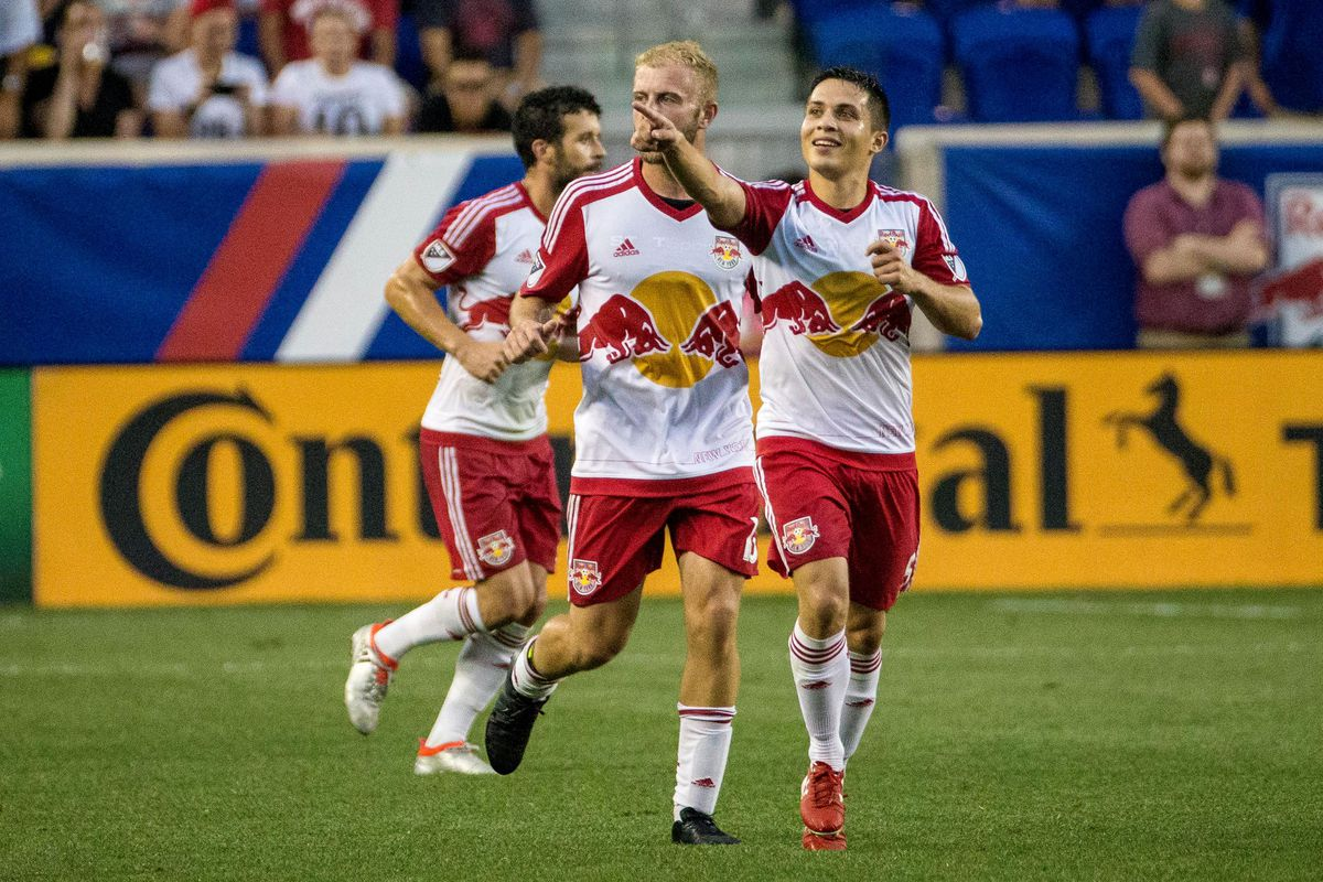 Connor Lade scored his first MLS Goal