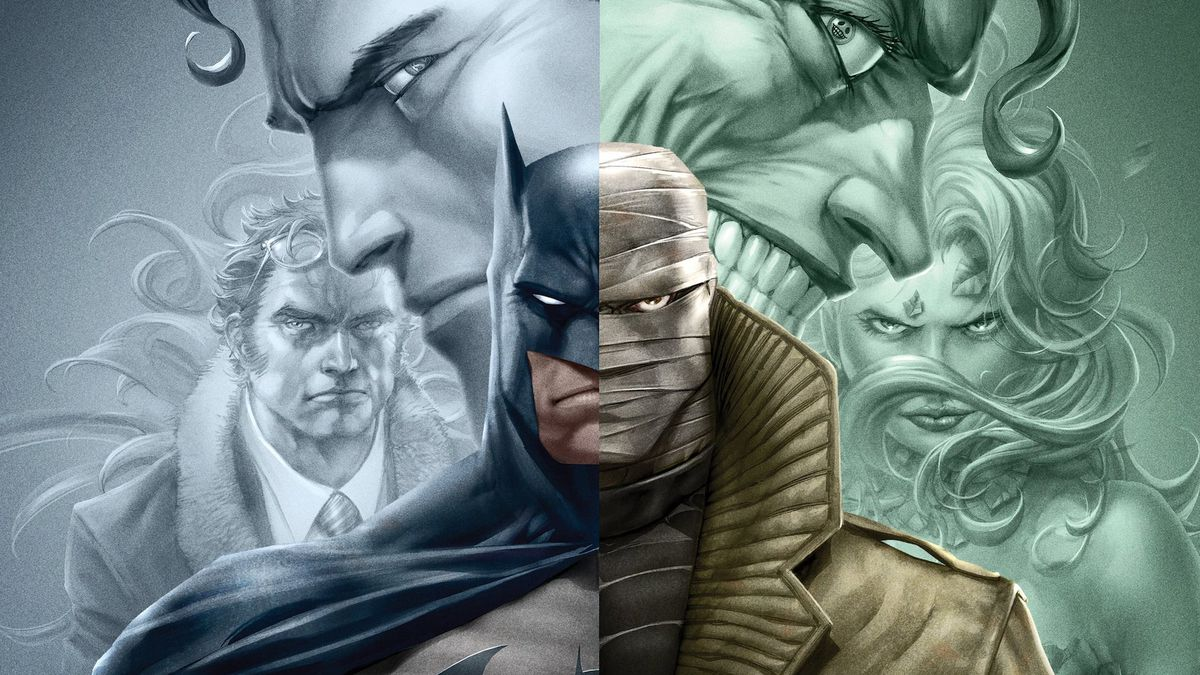 Batman Hush Expands The Dc Comics Animated Movie Universe We Deserve Polygon