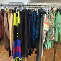 Skirts, $32-$76 (were $327-$760)