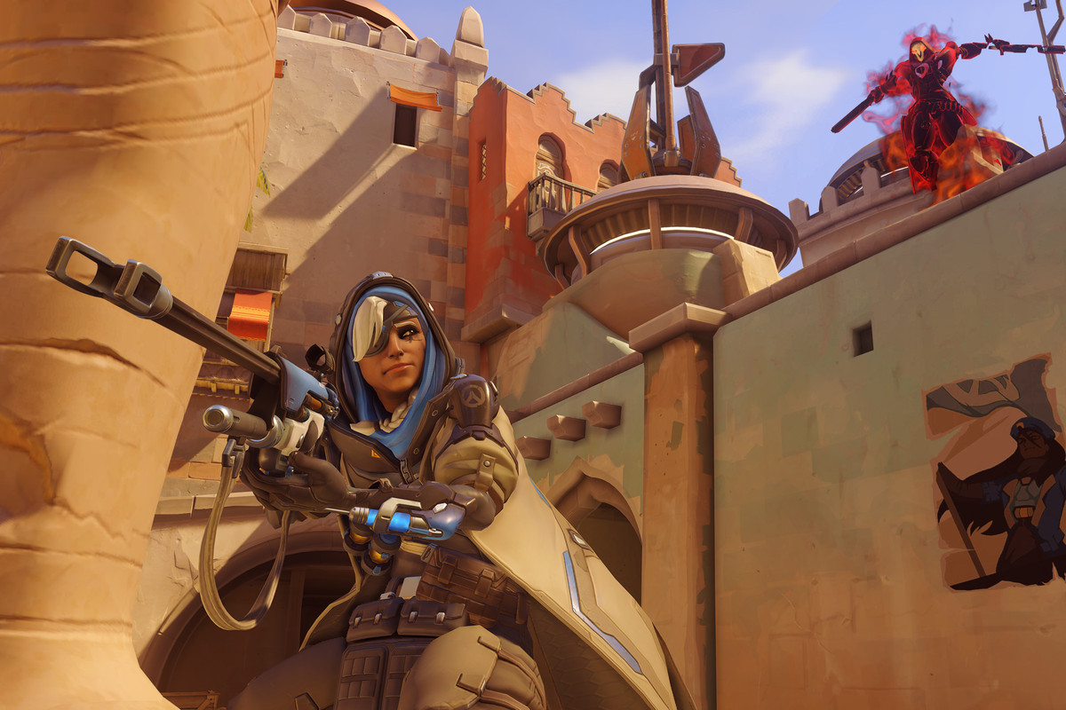Canon in Overwatch is a heck of a thing to puzzle out.