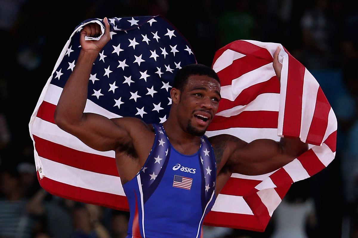 Olympics Day 14 - Wrestling