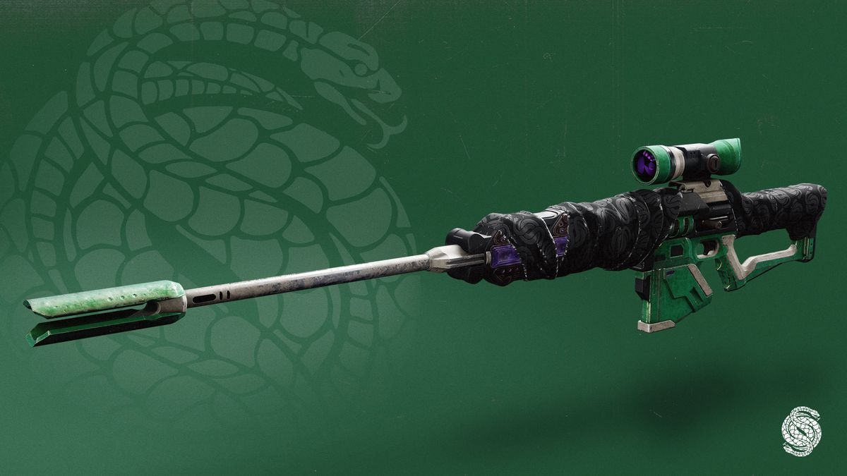 The Gambit ornament skin for Adored Destiny 2: Beyond Light
