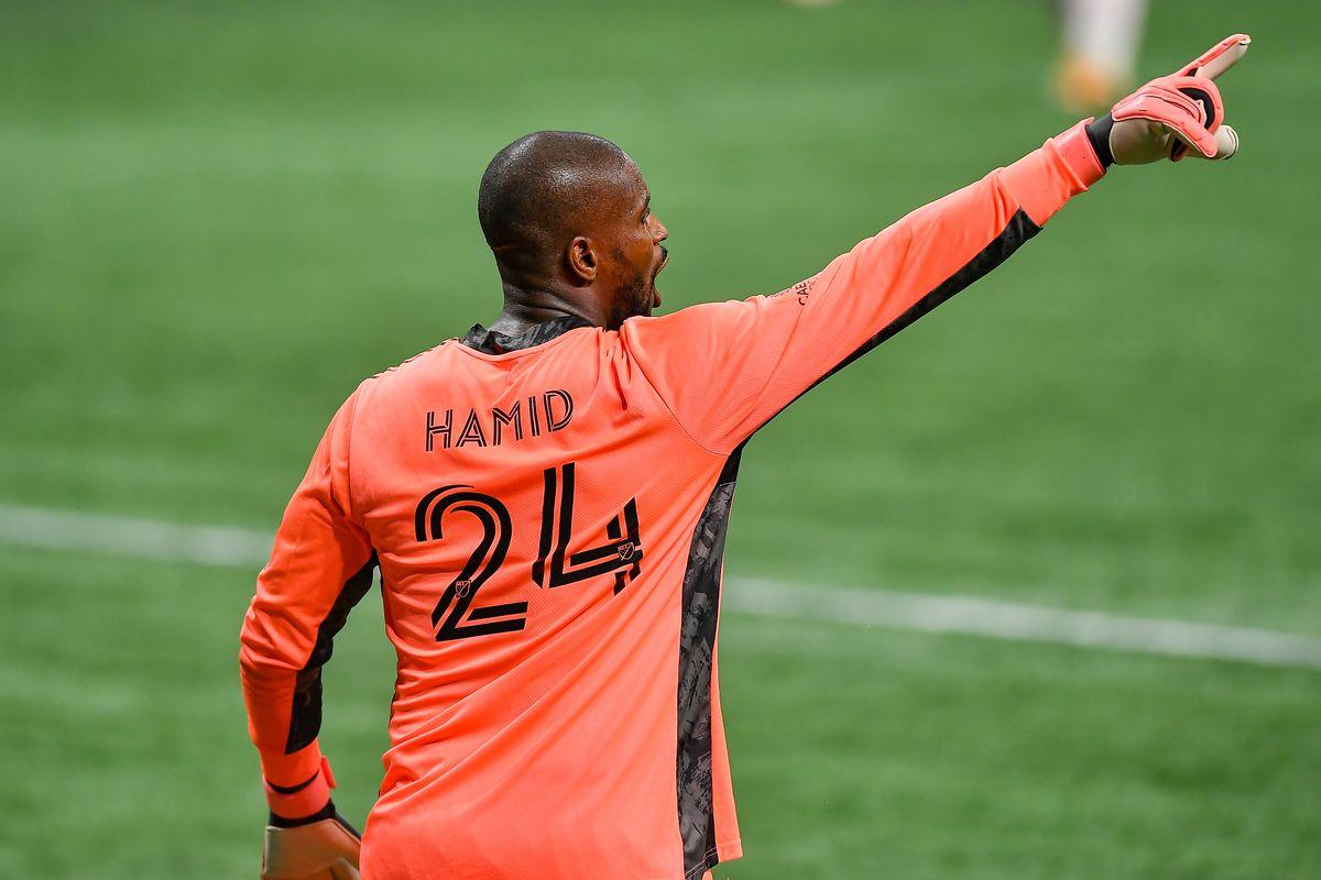 SOCCER: OCT 24 MLS - DC United at Atlanta United FC