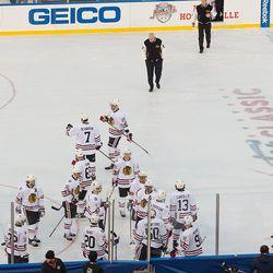 Blackhawks After Winter Classic Loss
