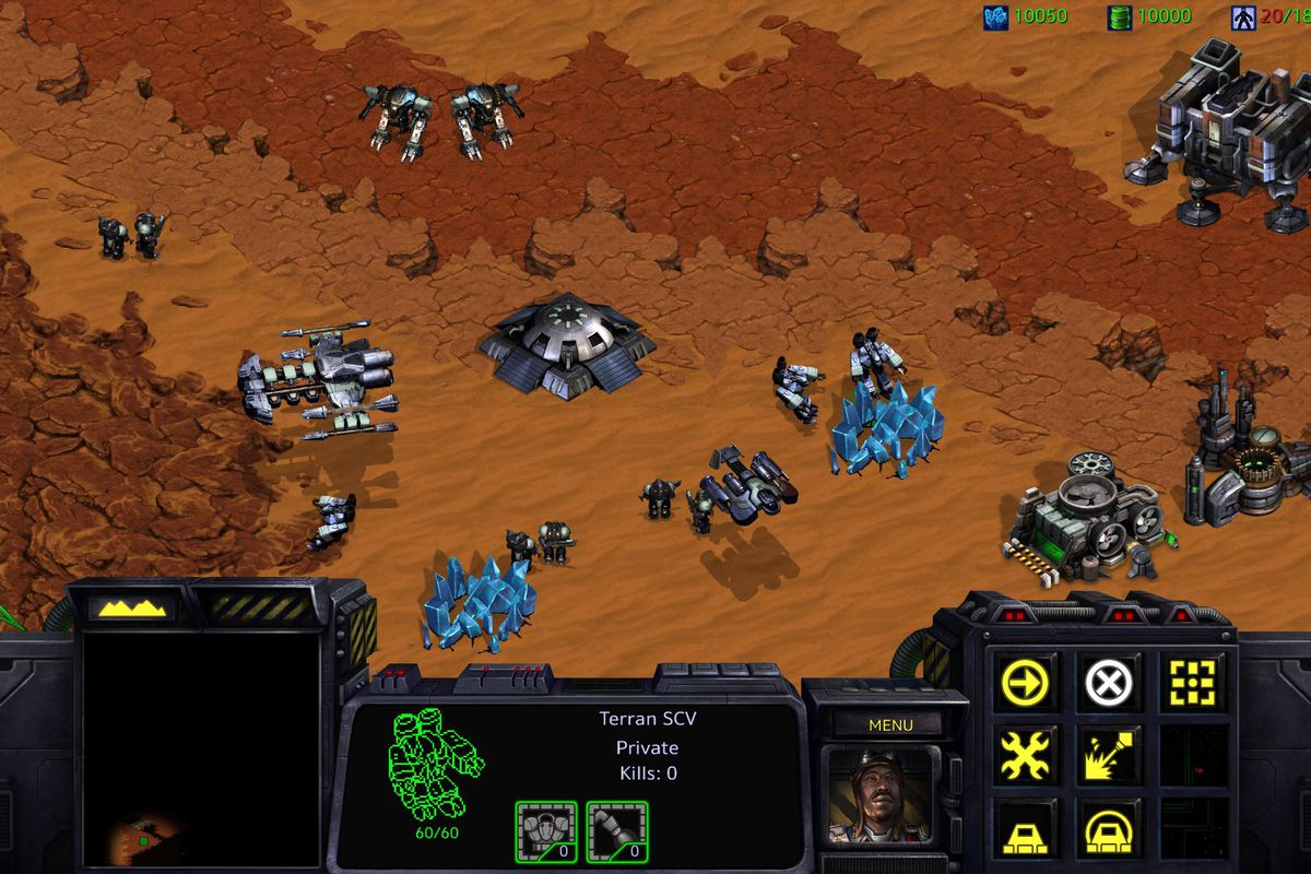 StarCraft's 4K remastered version launches on August 14th