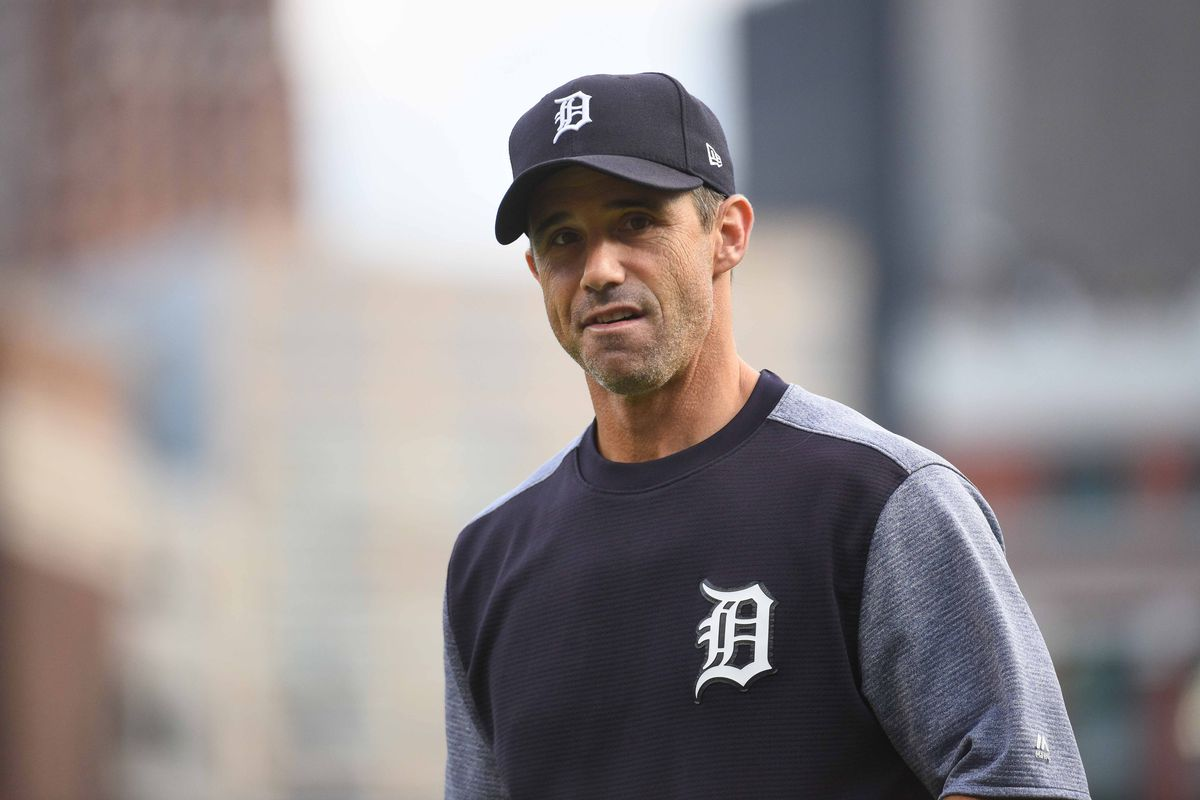 Brad Ausmus Out as Tigers Manager After Season