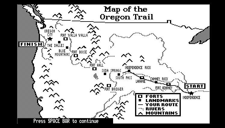 Oregon Trail 7