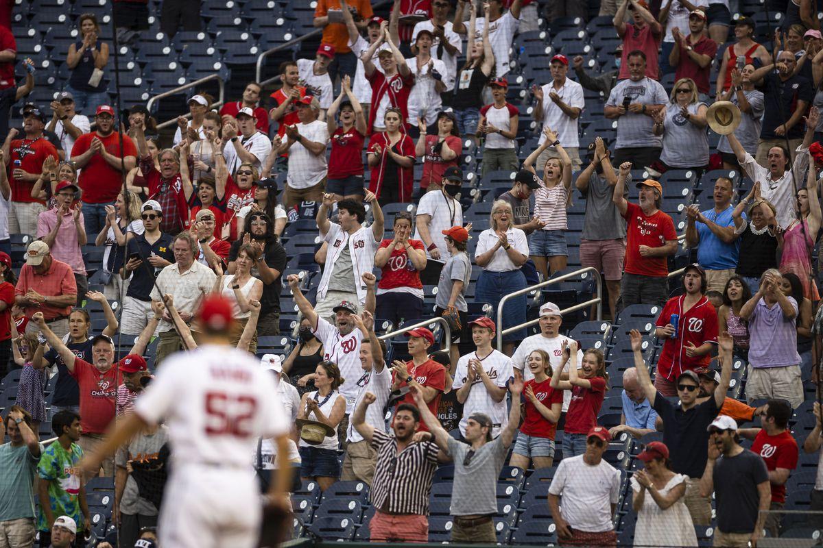 MLB: Baltimore Orioles to Washington Nationals