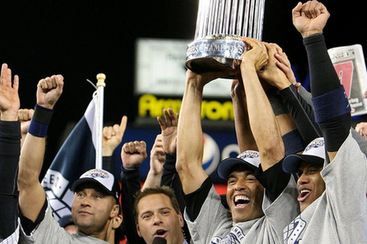 c31397dd9 Appreciating the iconic moments of the Yankees' 27 World Series titles  (Part I)