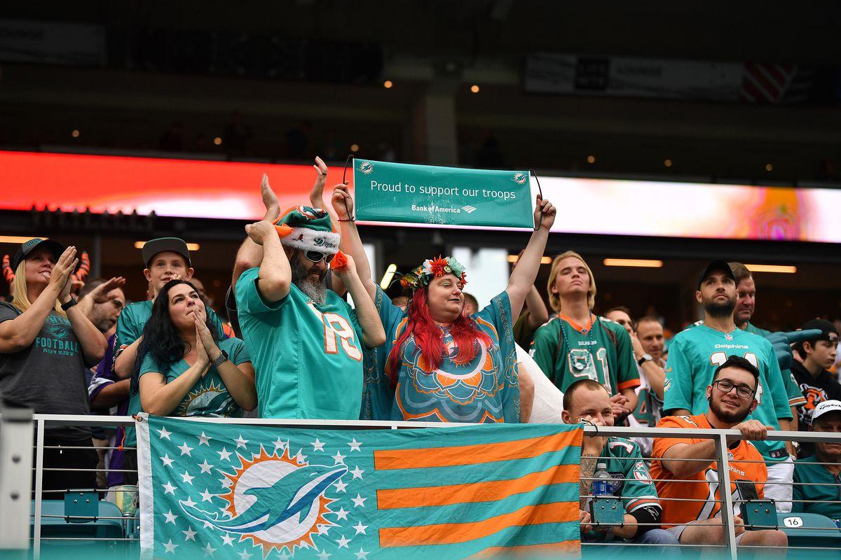Cincinnati Bengals vMiami Dolphins