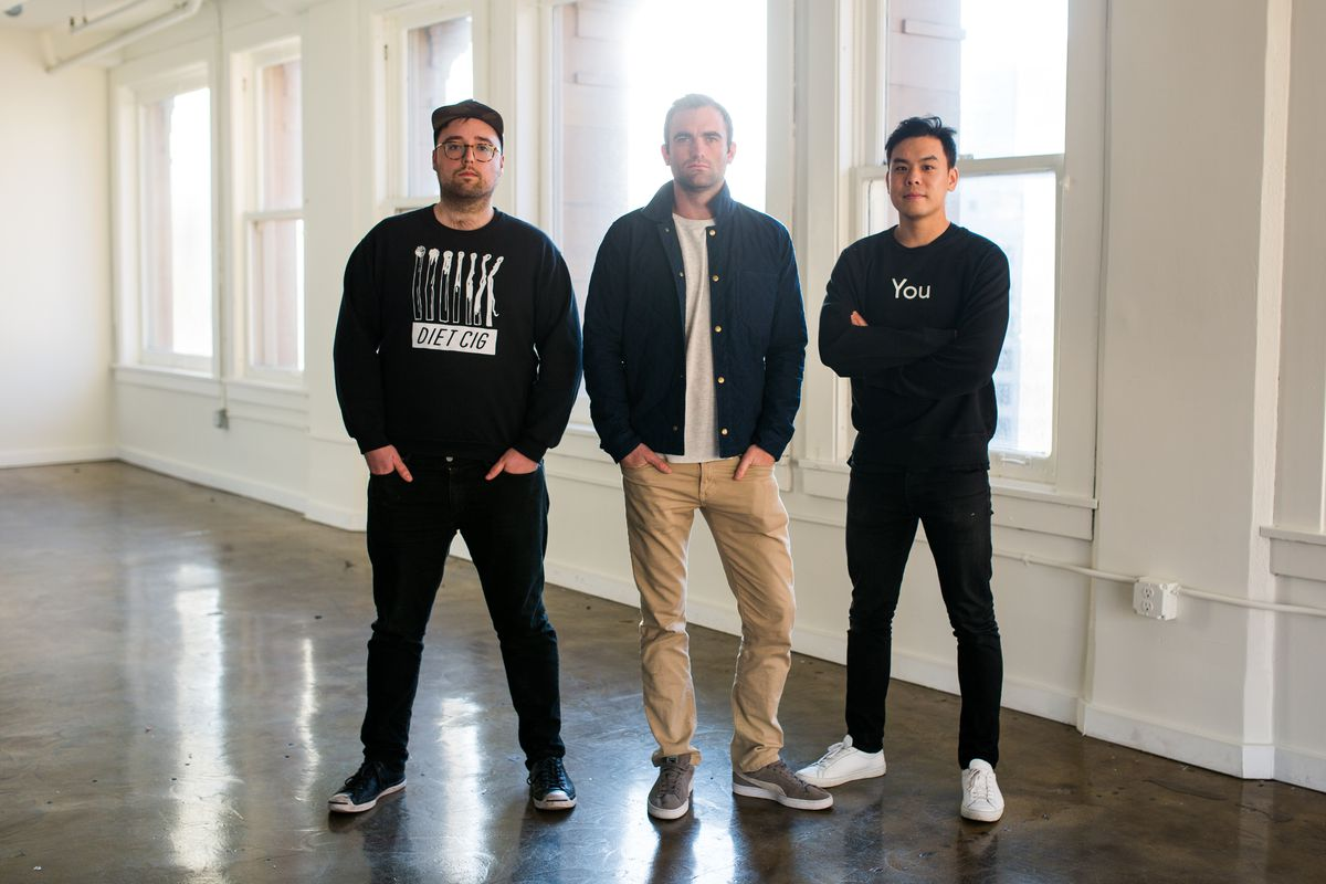 What Happened When Three Tech Bros Decided to Sell Makeup