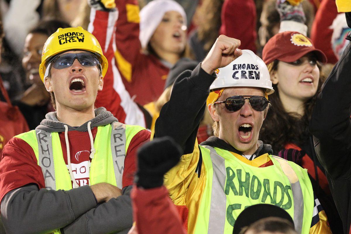 Rhoads Crew. Get it?