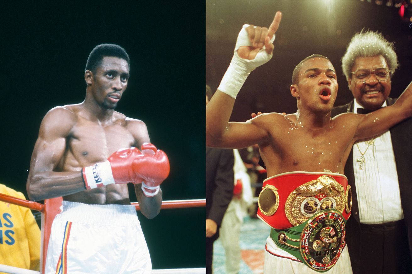 hearns vs trinidad.0 - Fantasy Matchup: Hearns vs Trinidad