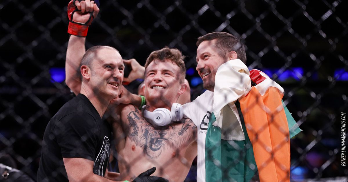 Patchy Mix vs. James Gallagher in the works for Bellator 258