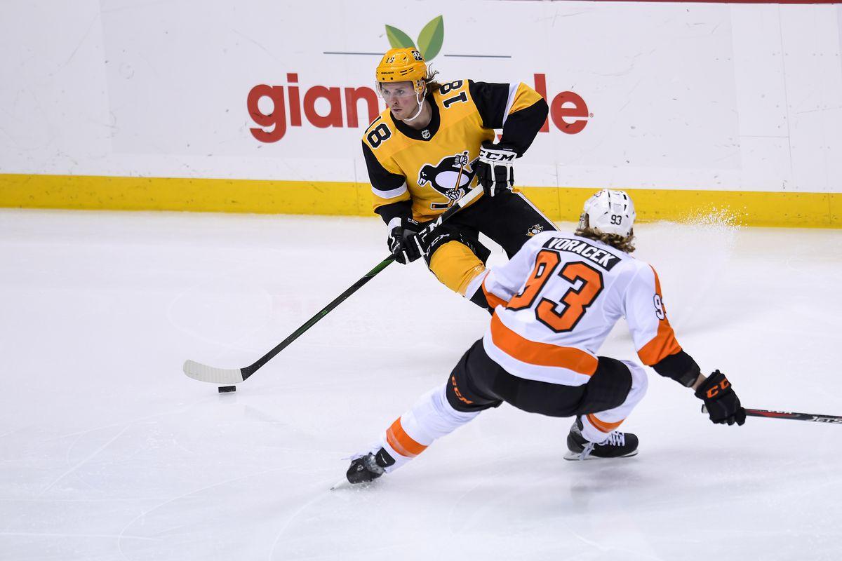 NHL: MAR 04 Flyers at Penguins