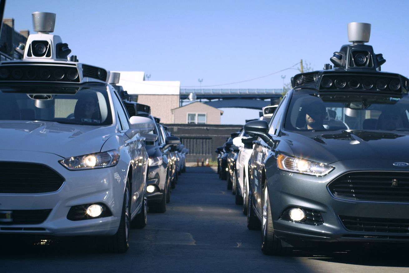 uber laid off its self driving car safety drivers in pittsburgh