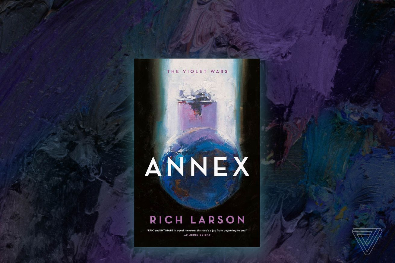 a transgender girl rises up against alien invaders in rich larson s novel annex