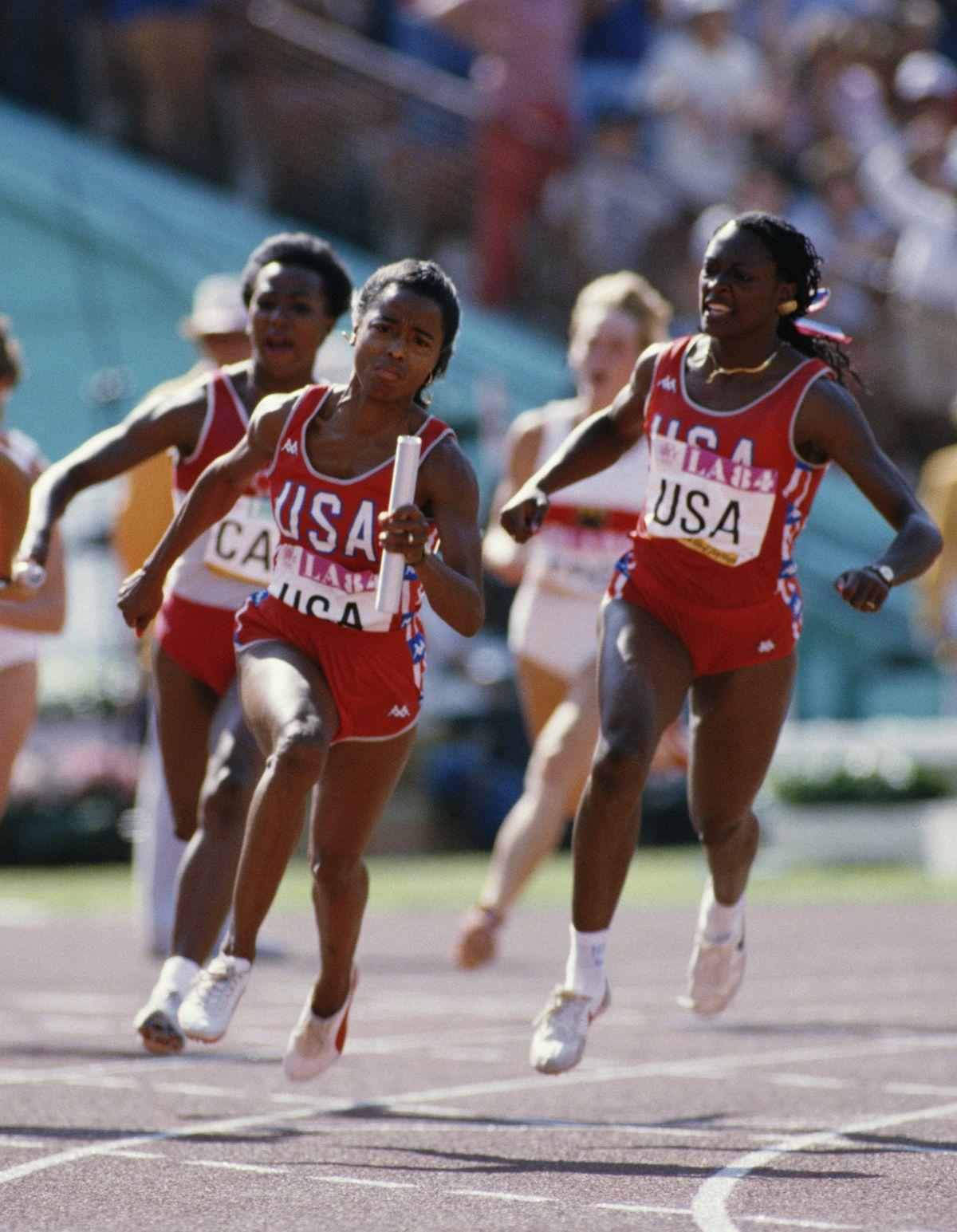 XXIII Olympic Games