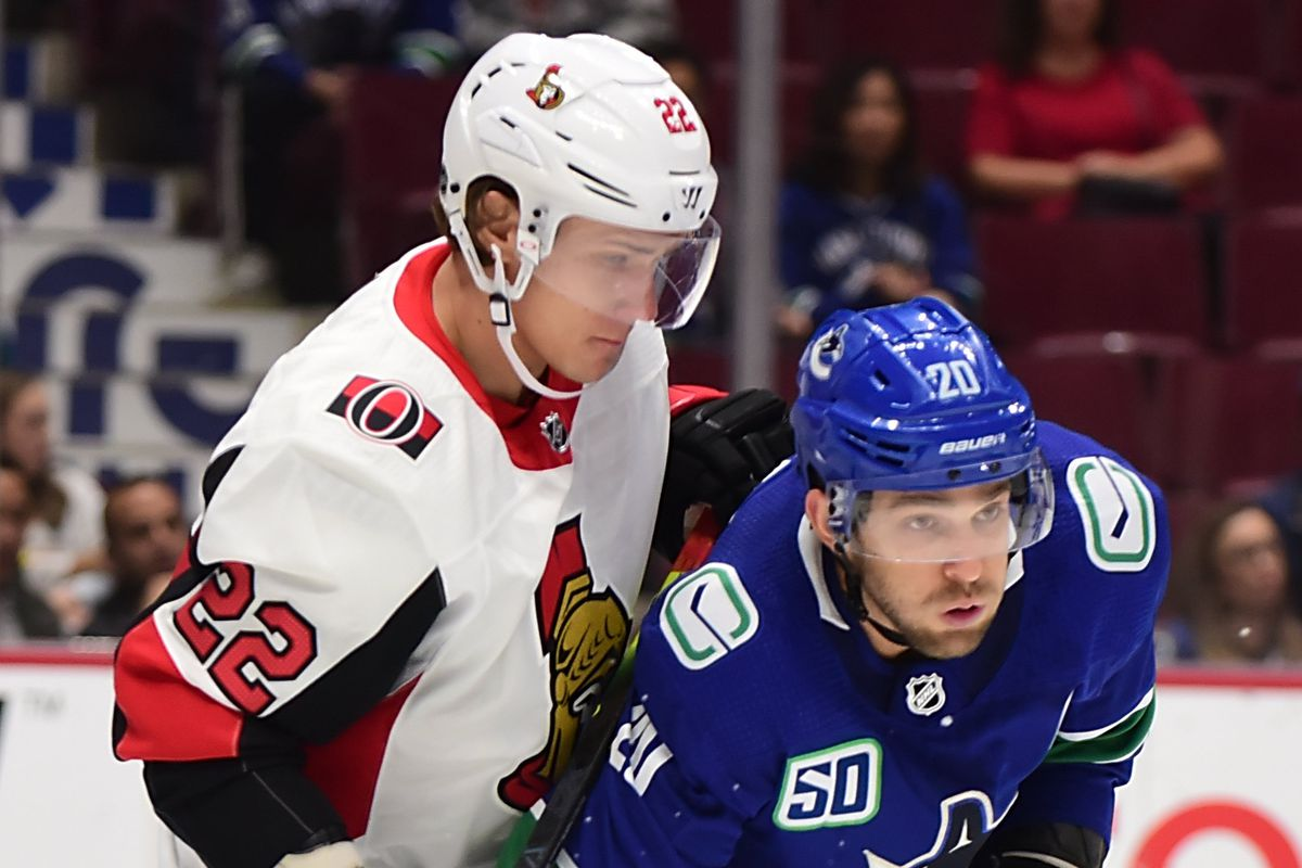 Game 28 Preview & Open Thread: Ottawa Senators at Vancouver Canucks
