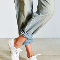 Squeaky clean white sneakers are the shoe of choice for pairing with tennis whites — and just about every other summer outfit.