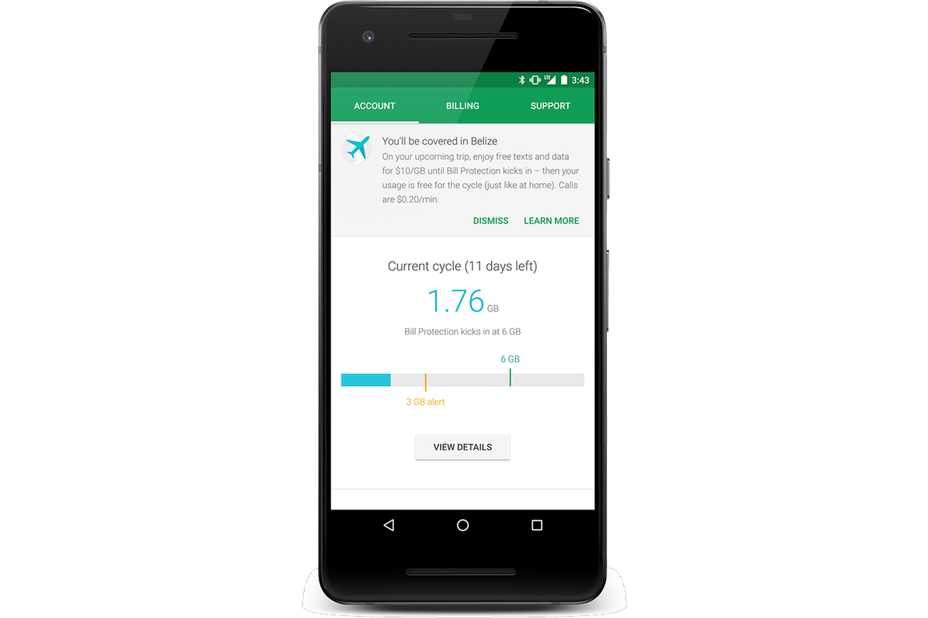 project fi will now let you know if you re covered ahead of international trips
