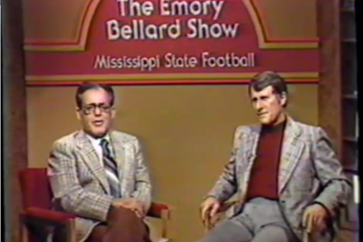 Emory Bellard didn't bring just an abundance of winning to MSU, but he did bring the Bulldogs their longest winning streak against the Bayou Bengals
