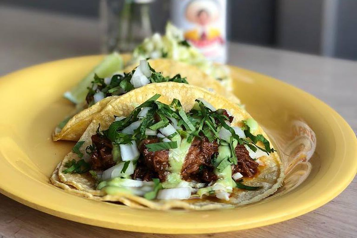 Tacos at the Little Chihuahua
