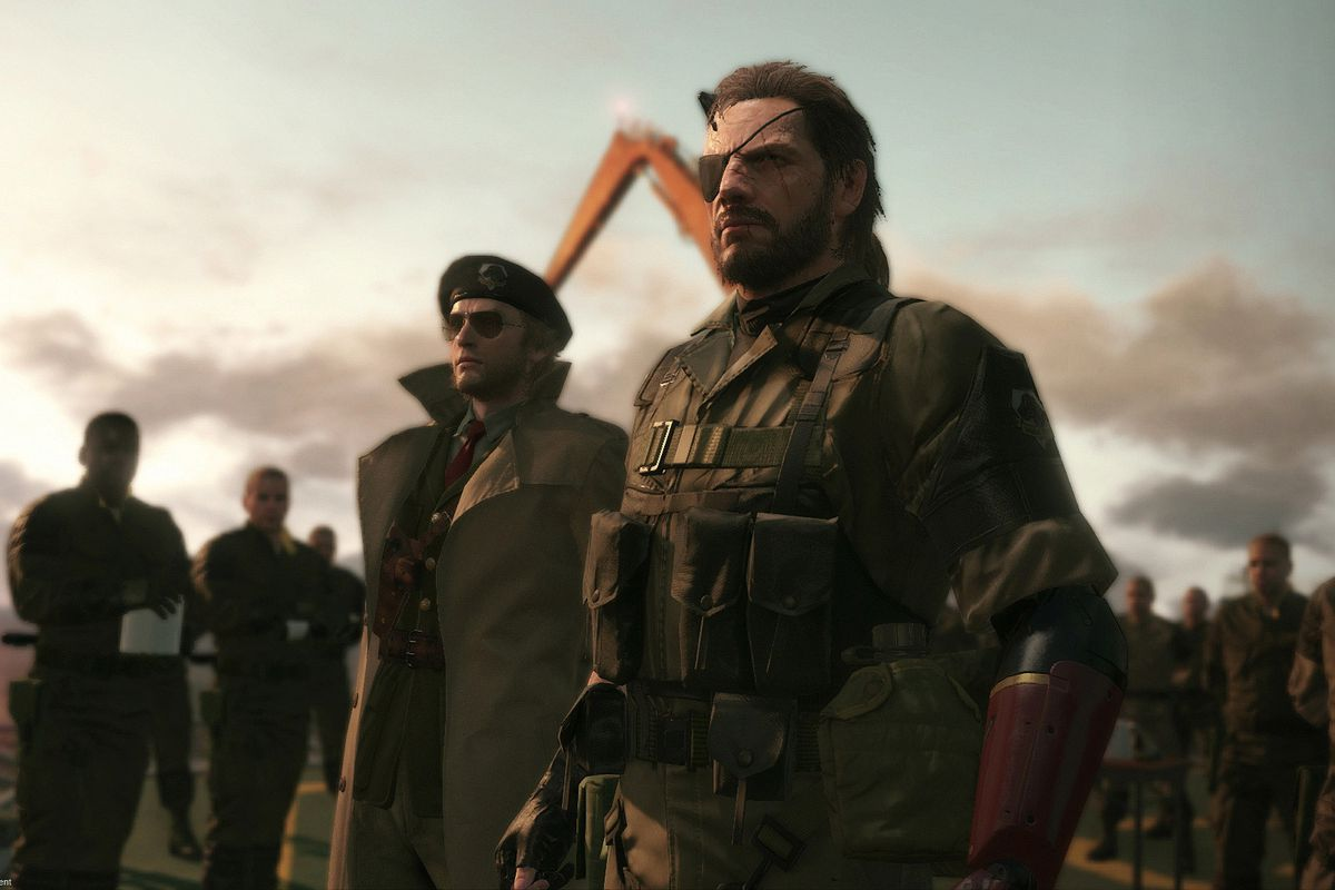 Hideo Kojima says he's still '100 percent involved' in completing