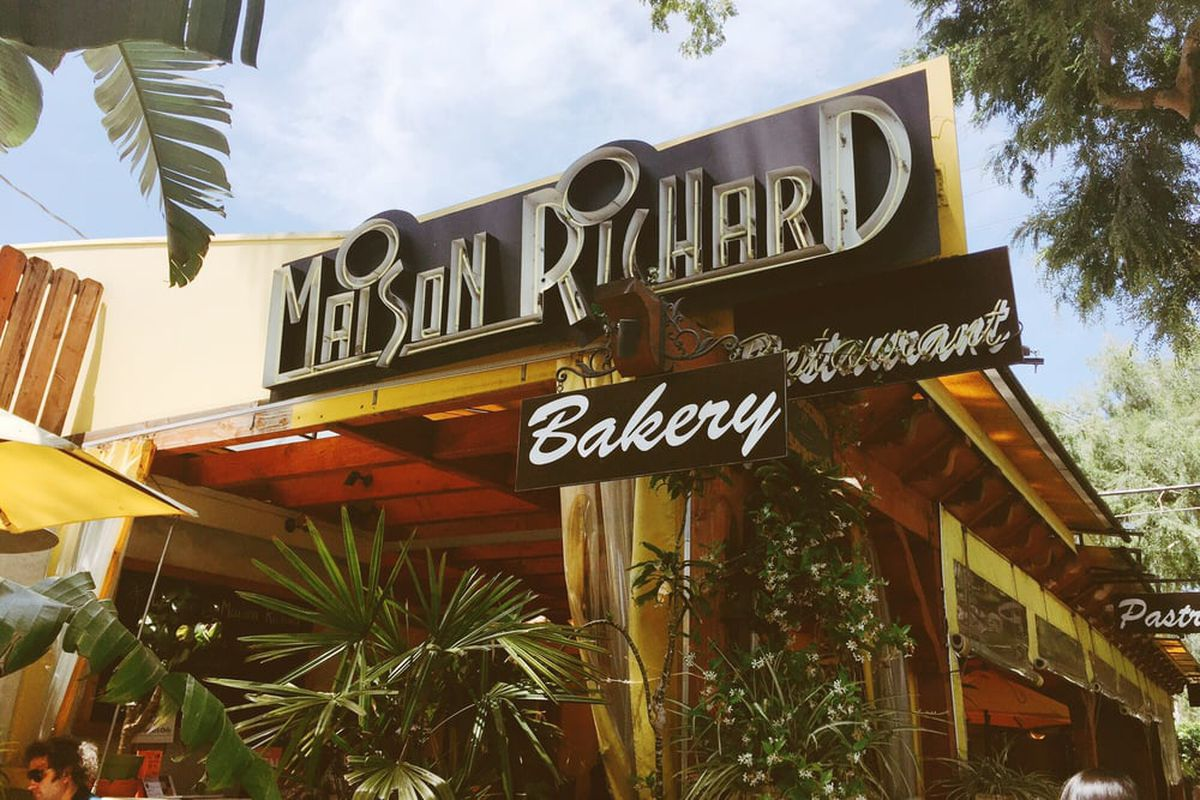 Maison richard closes after 40 years as normandie bakery for Maison richard