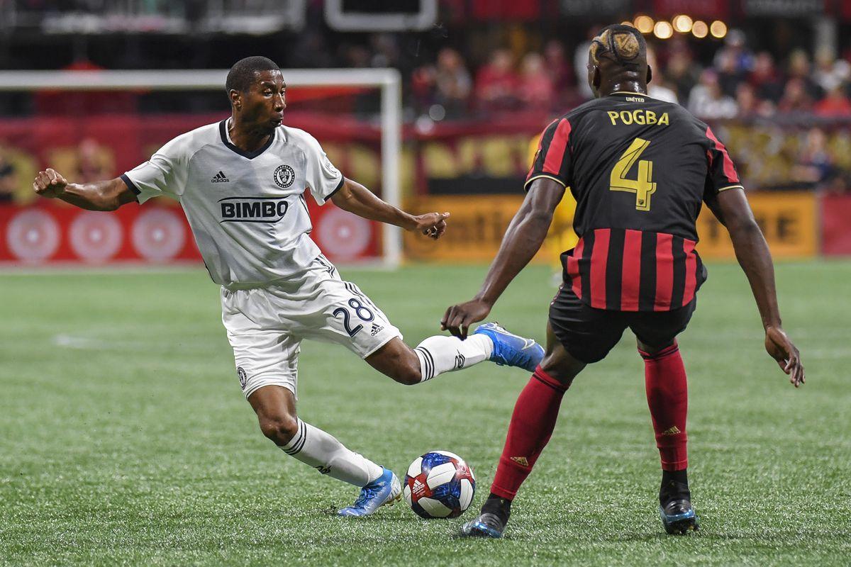 MLS: MLS Cup Playoffs-Semifinals-Philadelphia Union at Atlanta United FC
