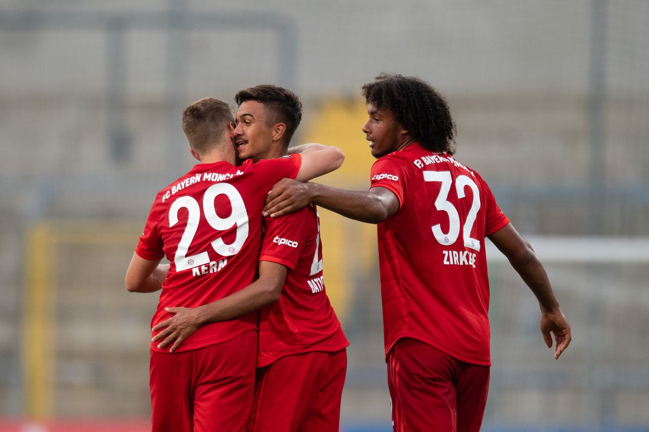 Five thoughts on Bayern Munich II?s first 5 games