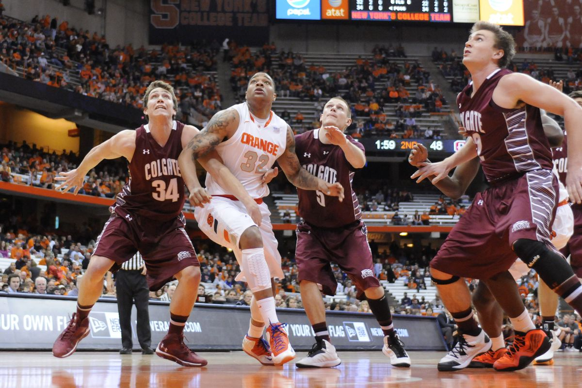 2015-16 syracuse orange basketball: previewing the centers - troy
