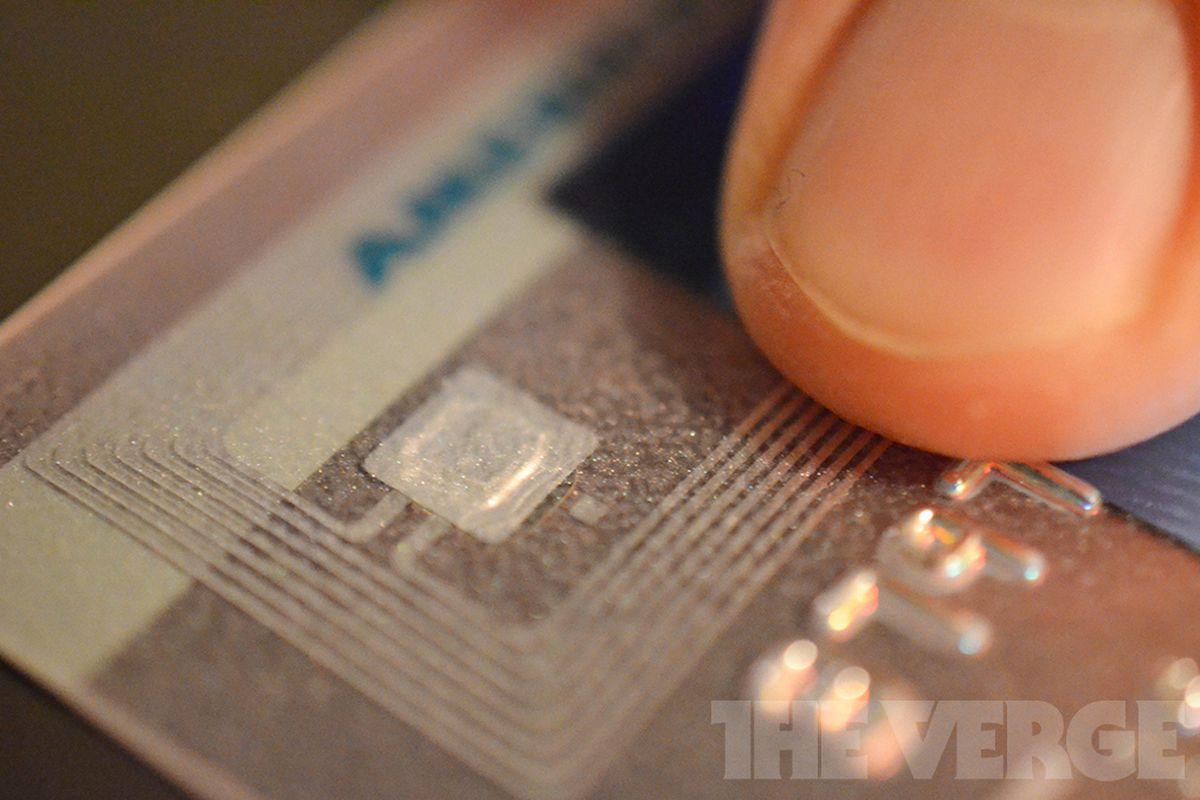 RFID NFC Credit Card