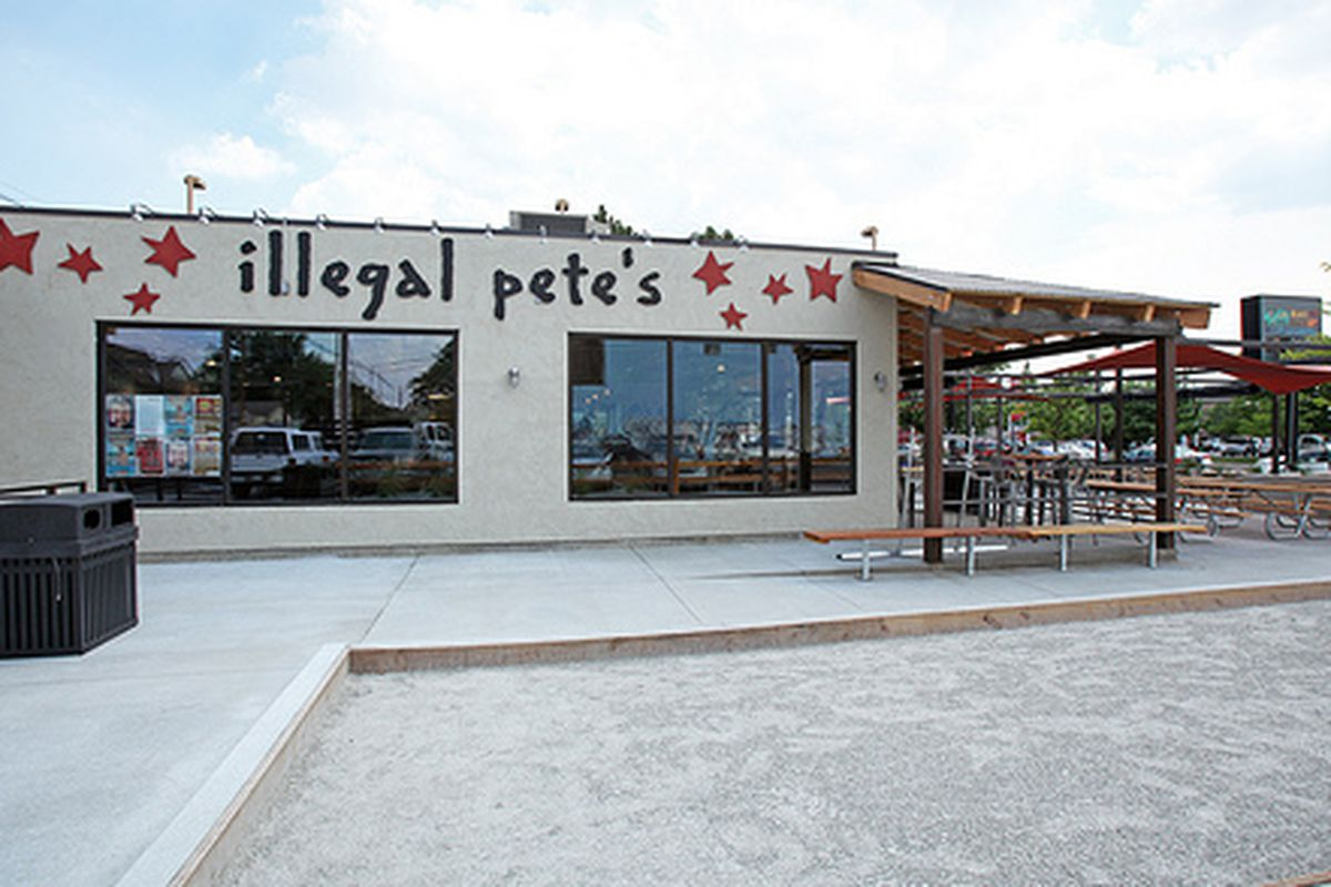 Illegal Pete's South Broadway