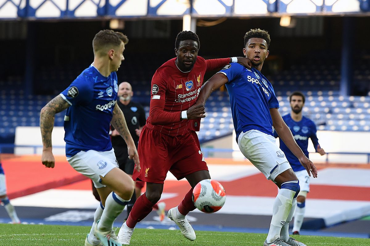 Everton 0 0 Liverpool A Precedented Goodison Derby For These Unprecedented Times Royal Blue Mersey